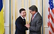 Зеленський попросив США посилити санкції проти РФ