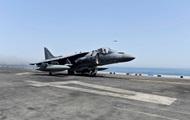 В США потерпел крушение штурмовик морской пехоты
