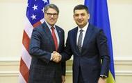 Украина и США обсудили вопрос Северного потока-2