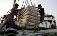 Украина ввела пошлины на цемент для трех стран