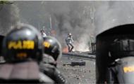 """""""Майдан"""" в Индонезии: шестеро погибших"""