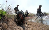 На Донбассе за день два обстрела, ранен один боец