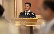 Президент отреагировал на провал голосования Рады