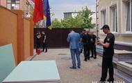 Поліція запобігла рейдерському захопленню готелю в Києві