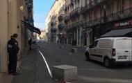 Во французском Лионе прогремел взрыв на улице