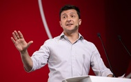 Зеленский отреагировал на задержание митингующих