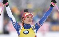 Коукалова официально объявила о завершении карьеры в биатлоне photo