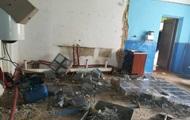 В школе Львовской области обрушилась стена, есть пострадавшие