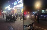 Вооруженный ножом мужчина устроил резню на рынке в Китае