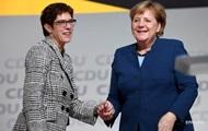 Меркель разочаровалась в своей преемнице – СМИ