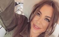 Ани Лорак показала грудь и нарвалась на критику