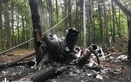 На Львовщине объявили траур по погибшему экипажу Ми-8