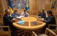 Зеленский пообещал защитить антикоррупционеров