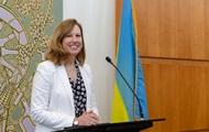 В Украину приехала сменщица посла США