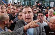 Саакашвили рассказал об обиде на Порошенко