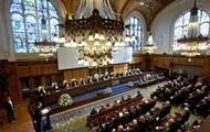 РФ представила в Гааге аргументы в споре с Киевом