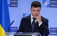 Зеленский планирует референдум о вступлении в НАТО