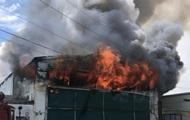 Пожар на птицефабрике: названа возможная причина