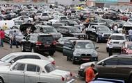 В Украине рынок подержанных авто вырос на 600%
