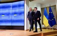 Туск оценил первый визит Зеленского в Брюссель