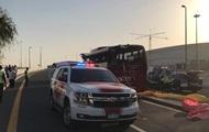 В Дубае туристический автобус попал в аварию: 15 жертв