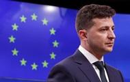 Зеленский намерен посетить в июне Берлин и Париж