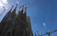 Главный храм Барселоны разрешили строить спустя 137 лет