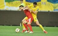 Поражение от Украины стало крупнейшим в истории сборной Сербии