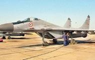 В Индии истребитель МиГ-29 потерял топливный бак
