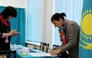 В Казахстане начались выборы президента