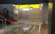 В московском аэропорту затопило один из терминалов