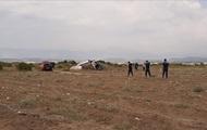 В Турции разбился тренировочный самолет