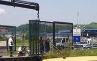 Хорватия из-за мигрантов отгородилась от Боснии