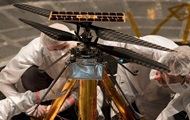 Американцы отправят на Марс вертолет