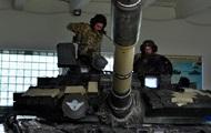 ВСУ показали, как готовят танкистов