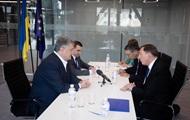 Порошенко встретился с директором ЦРУ