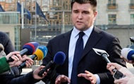 Климкин снова просит Раду об отставке