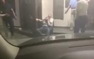 В Черкассах прокуроры устроили пьяный дебош