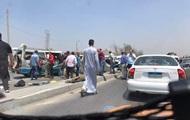 В Египте произошло тройное ДТП: 14 жертв