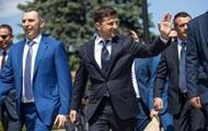 Зеленский против отмены петиции об его отставке
