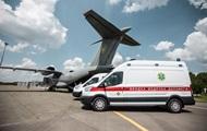 Раненых бойцов Азова эвакуировали в Киев