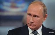 Путин заявил, что не видит деятельности Зеленского