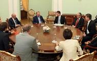 """Кучма обсудил """"хлебное перемирие"""" на Донбассе с главой ОБСЕ"""