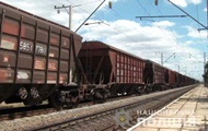 По Одессой девушку ударило током на крыше поезда во время селфи
