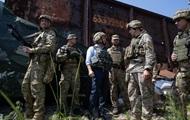 Зеленський їде на Донбас