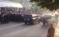 В Албании напали на кортеж премьера