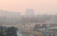 Киевлян предупредили о сильном загрязнении воздуха
