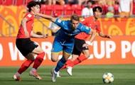 Зеленский поздравил сборную Украины с победой на Чемпионате мира