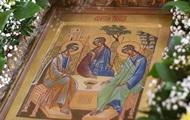 Православні християни відзначають День Святої Трійці