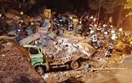 На месте взрыва в Киеве разбирают завалы – ГСЧС